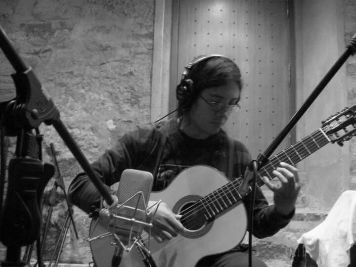 Los Andes university recording studio